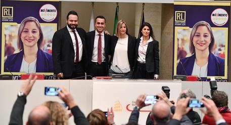 Lazio, Di Maio: 'Tutto M5S con Lombardi, segnali positivi'