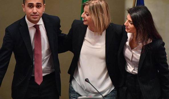 Regionali Lazio, il programma di Lombardi. Di Maio: «Pirozzi? No a convergenze, governo da soli»