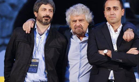 Grillo come Di Maio: «Salvini? È uno che se dice una cosa la mantiene»