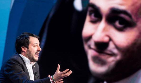 Governo, Di Maio: «Io premier, non mi impunto: M5S al 32%» Salvini: «Sbaglia, così salta tutto»