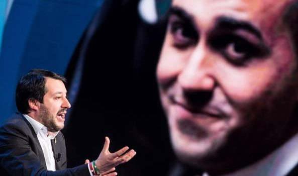 Salvini: «Auguri ai 5 Stelle se si alleano al Pd. Si torna al voto? Al 50 per cento»