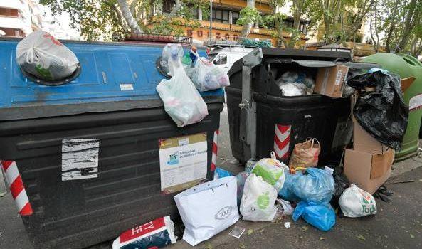 Sondaggio europeo, romani i meno soddisfatti sulla pulizia stradale