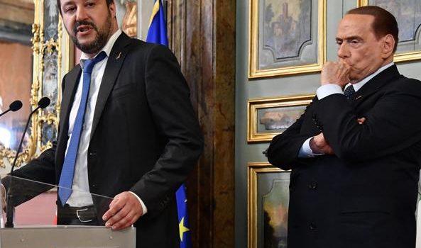 Berlusconi, toglie il veto a un governo tra M5s e Lega. «Ma niente fiducia»