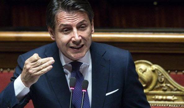 """La gaffe: Conte non ricorda il nome di Piersanti, """"congiunto"""" di Mattarella"""
