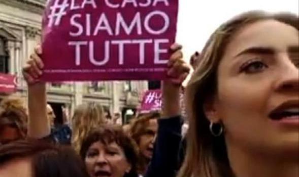 Roma, Casa delle donne è rottura con sfratto Niente accordo con il Comune